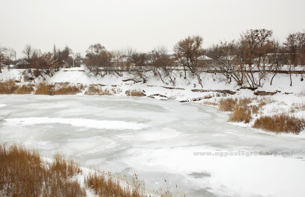 Река Волчья Павлоград