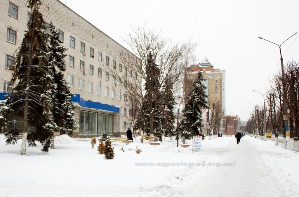 Павлоград - поликлиника