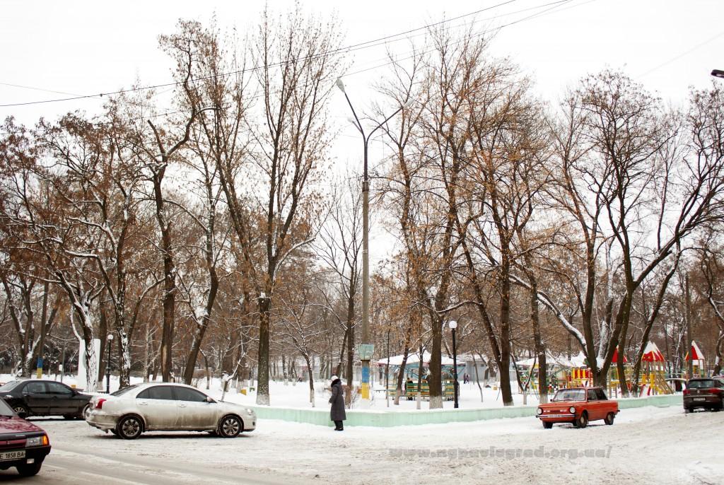 Павлоград детский парк