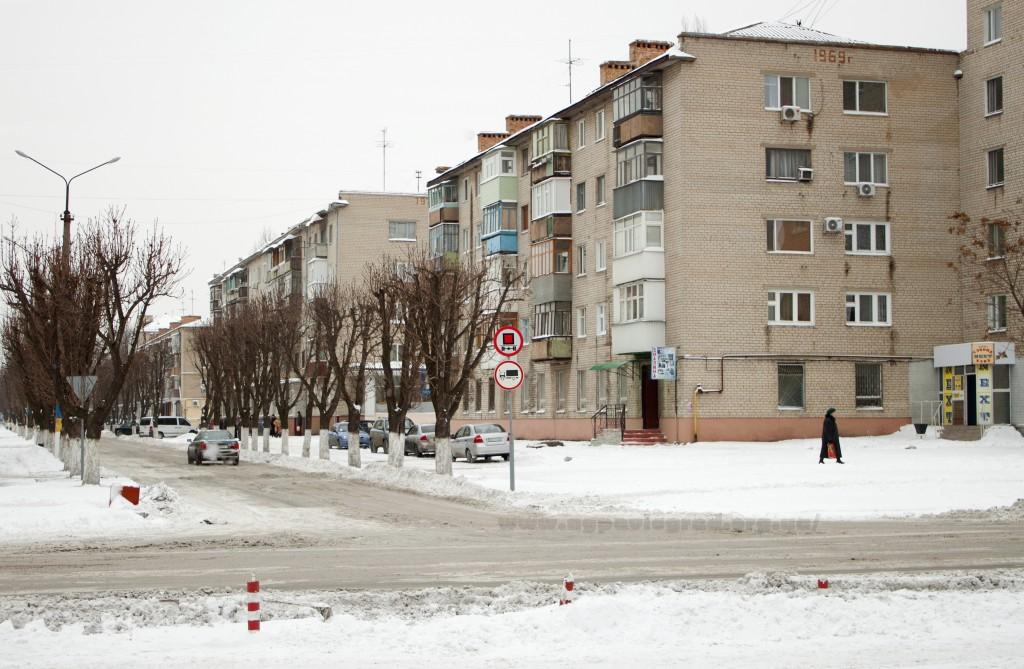 Павлоград жилые дома