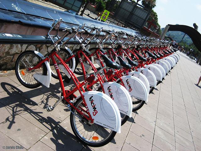 городские туристические велосипеды