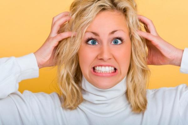 Как перестать злиться