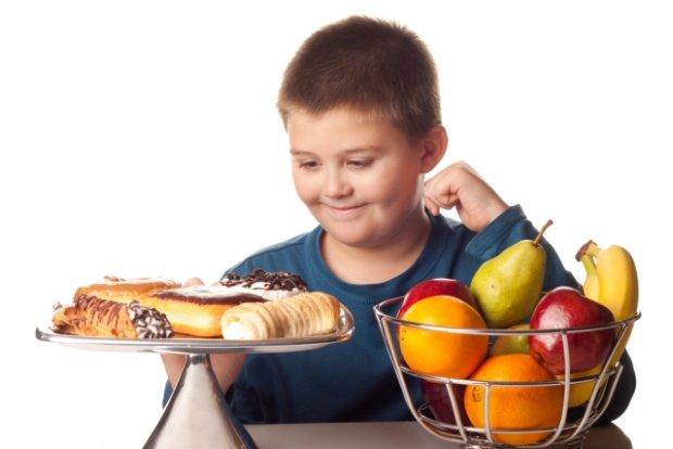 правильное питание у детей