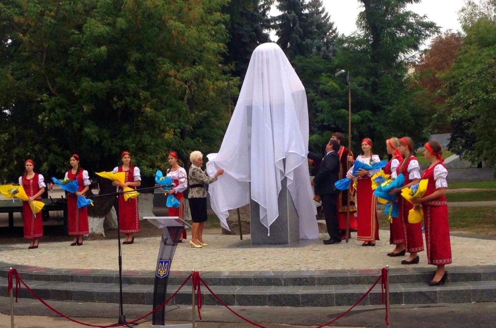 Молитва за мир в Украине