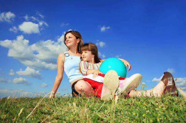 счастливое детство в семье