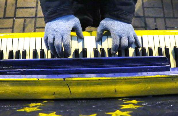 Piano extremist