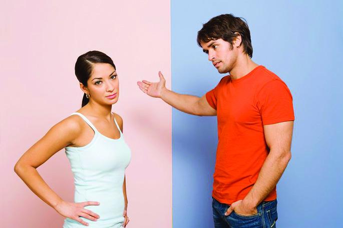 конфликт с мужем