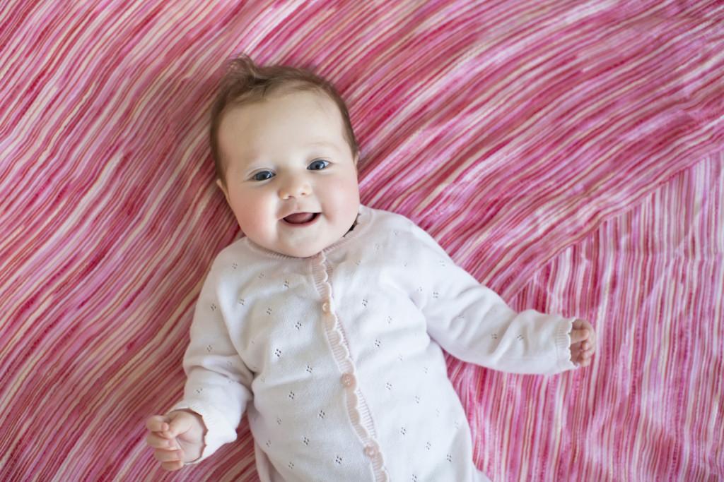первые месяцы после рождения ребенка