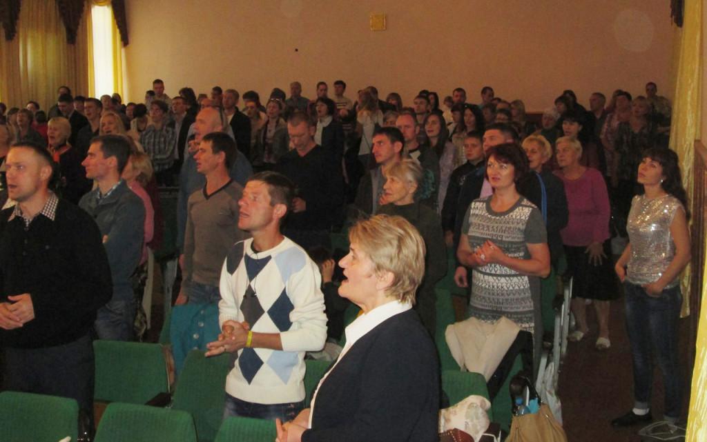 Церковь Новое Поколение