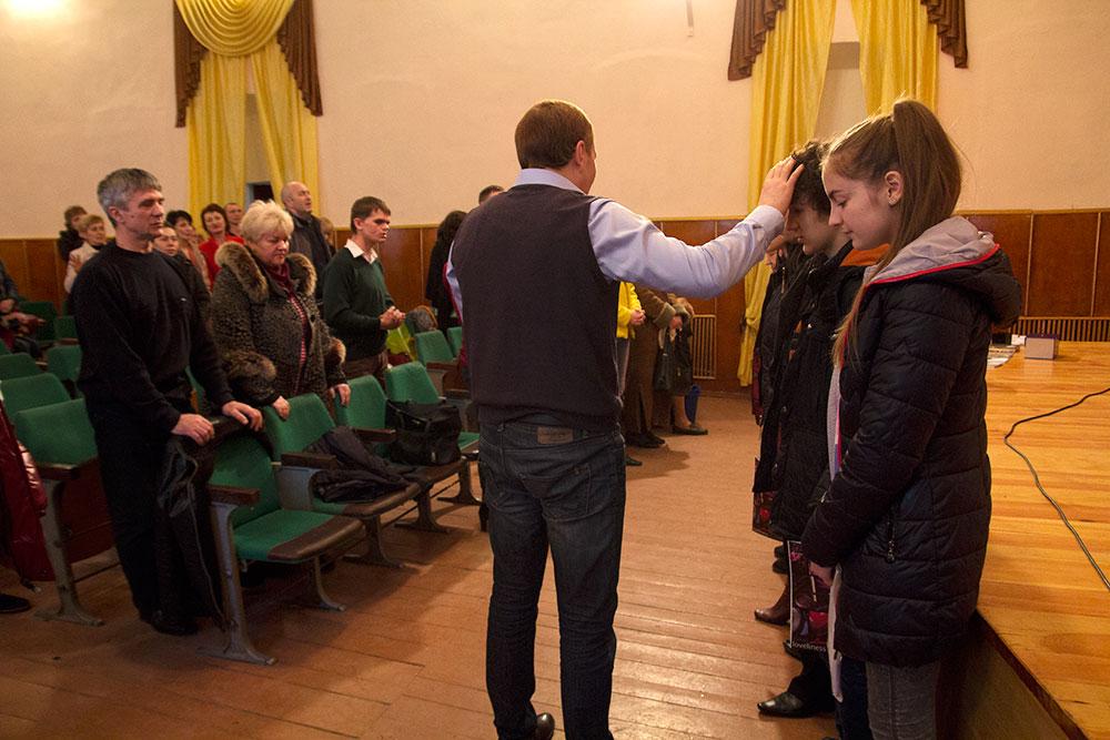 Служение церкви Новое поколение