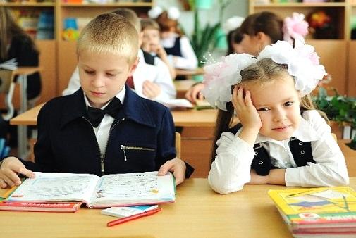 Молитва за школьников