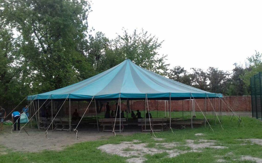Палатка чудес