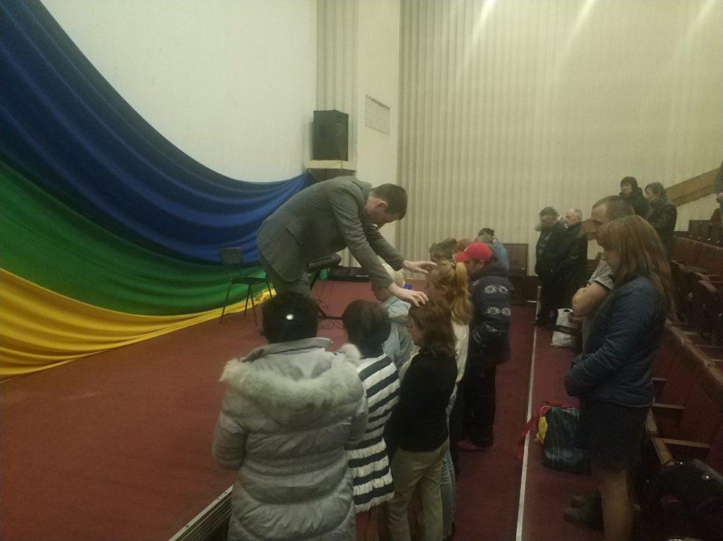 церковь Гуляйполе