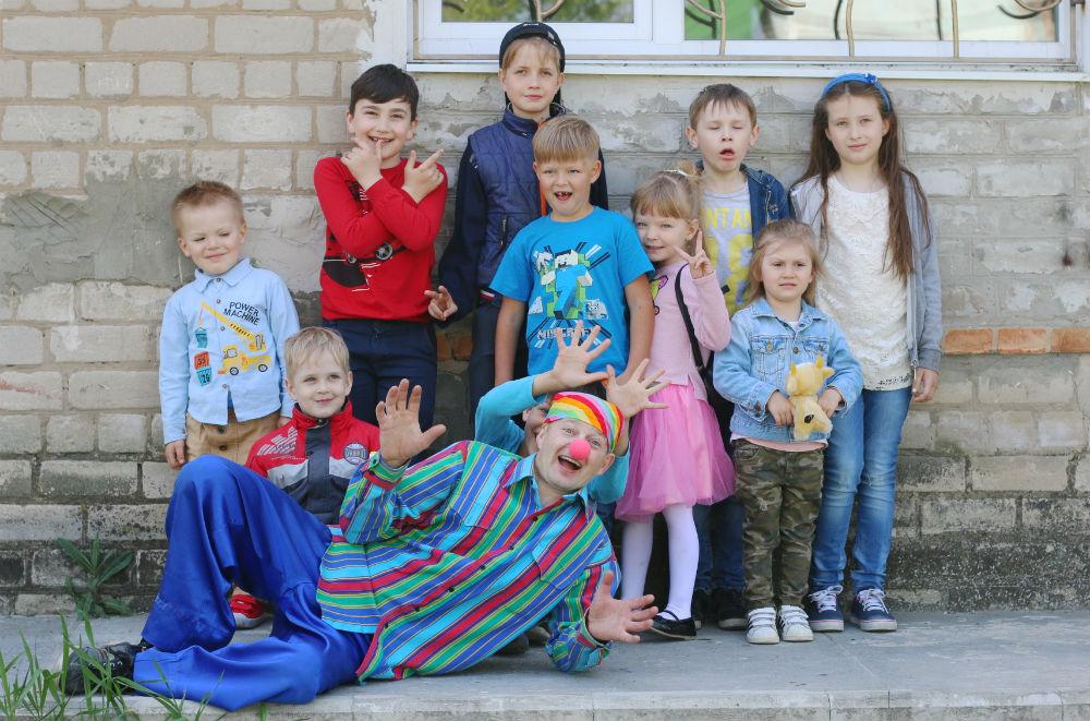 детский праздник Павлоград
