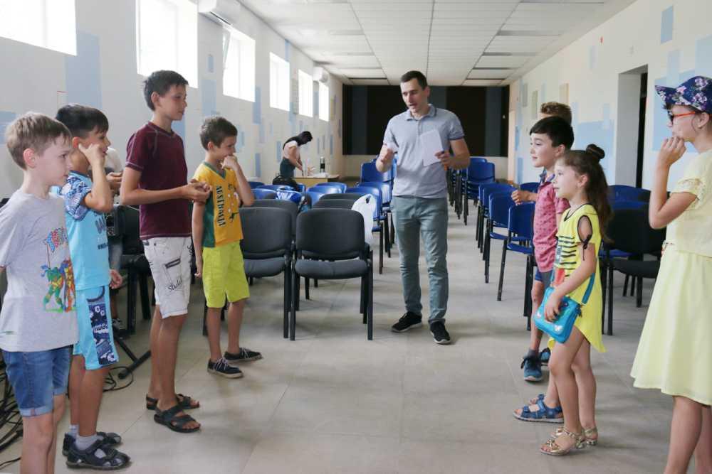 молодежное служение Павлоград